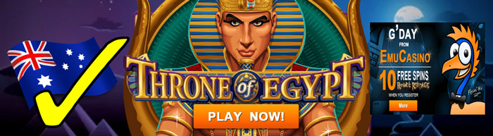 Claim your 10 free spins here !
