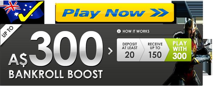 Special Bonus for Aussie & Kiwi players here