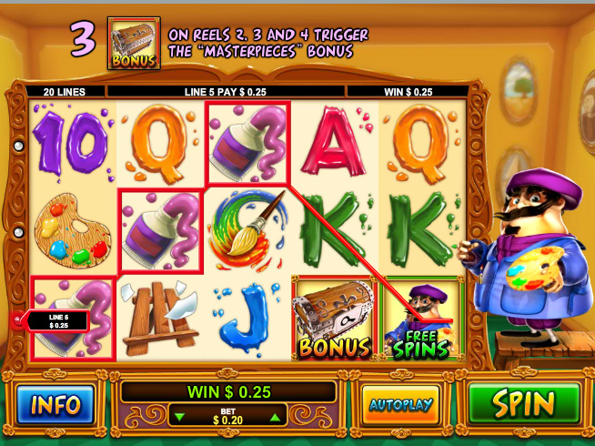 How to Play Palbo Picasslot Online Pokies