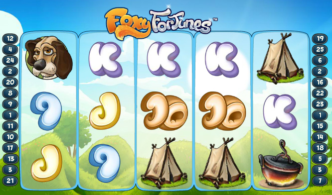 Foxy Fortunes Online Pokies Review