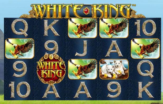 White King pokies review