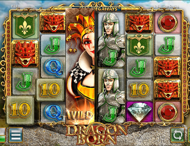 Dragon Born Big Time Gaming Slot Machine Review & Free Play