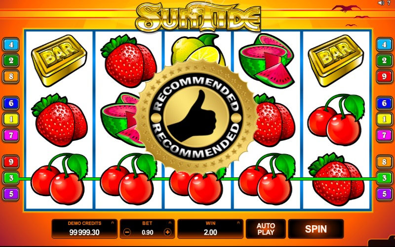 Sun Tide iPad Pokie Machine Review & Free Play