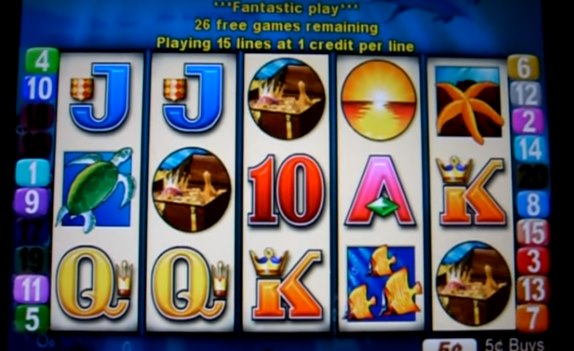 Best Free Dolphin Treasure Pokies Alternative Dolphin Quest Slot