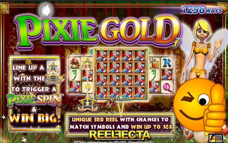 Lightning Box Pokies Game Guide Pixie Gold