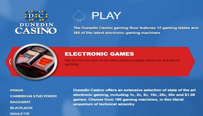 Dunedin Pokies Casino Guide