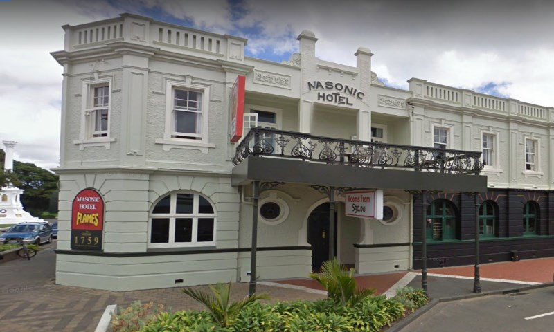Masonic Hotel Opotiki Review & Guide