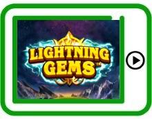 free lightning gems ipad, iphone, android slots pokies