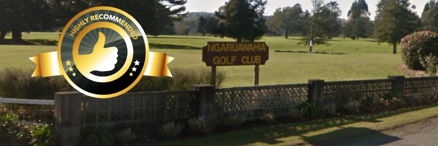 Ngaruawahia Golf Club Review & Guide