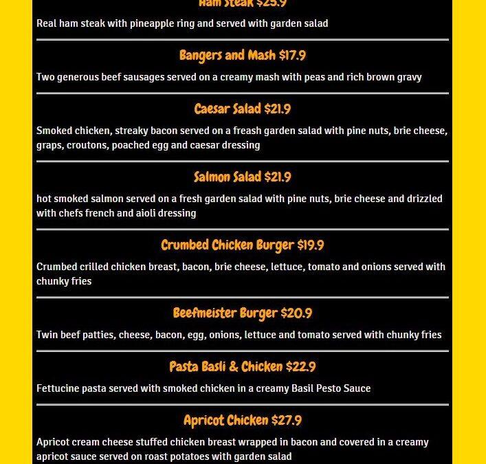 Glasines Restaurant and Bar Invercargill Review