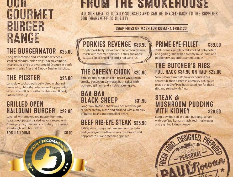 The Butcher and Brewer Petone Review