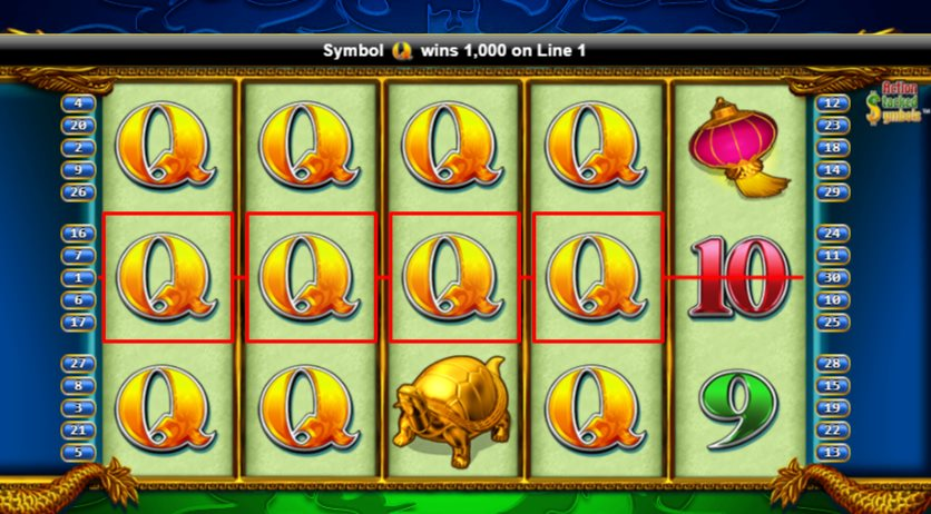 Spiele From China With Love - Video Slots Online