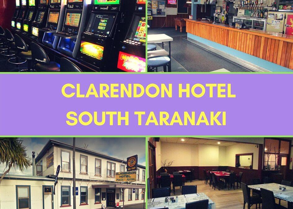 Clarendon Hotel South Taranaki Review