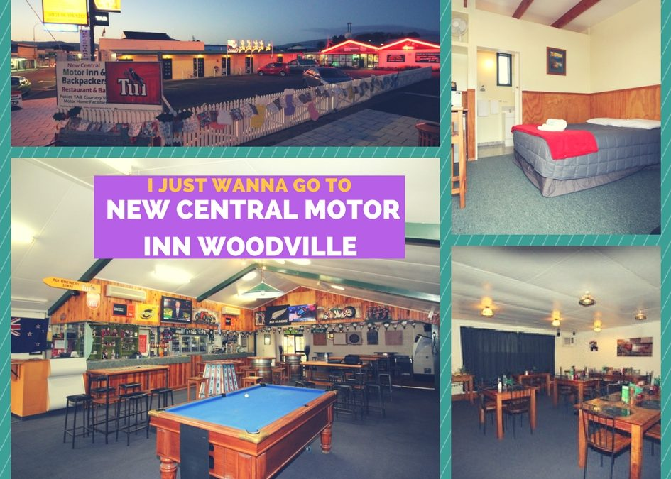 New Central Motor Inn Woodville Review