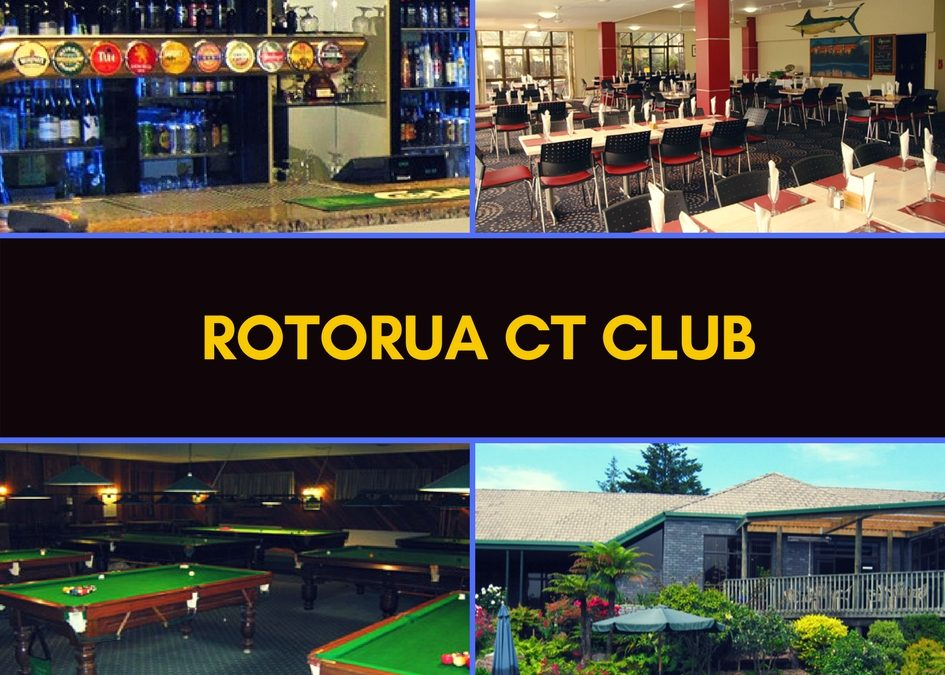 Rotorua Commercial Travellers (CT) Club Review