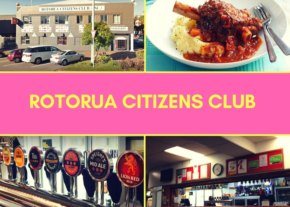 Rotorua Citizens Club Review