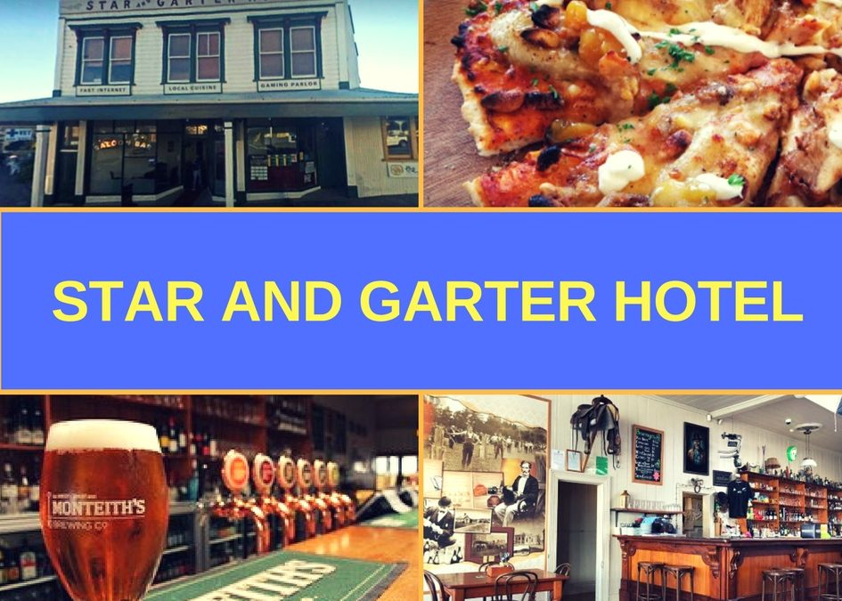 Star and Garter Hotel Coromandel Town Review
