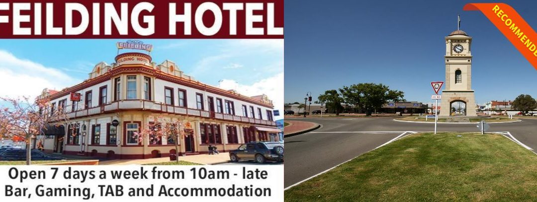 Feilding Hotel Review