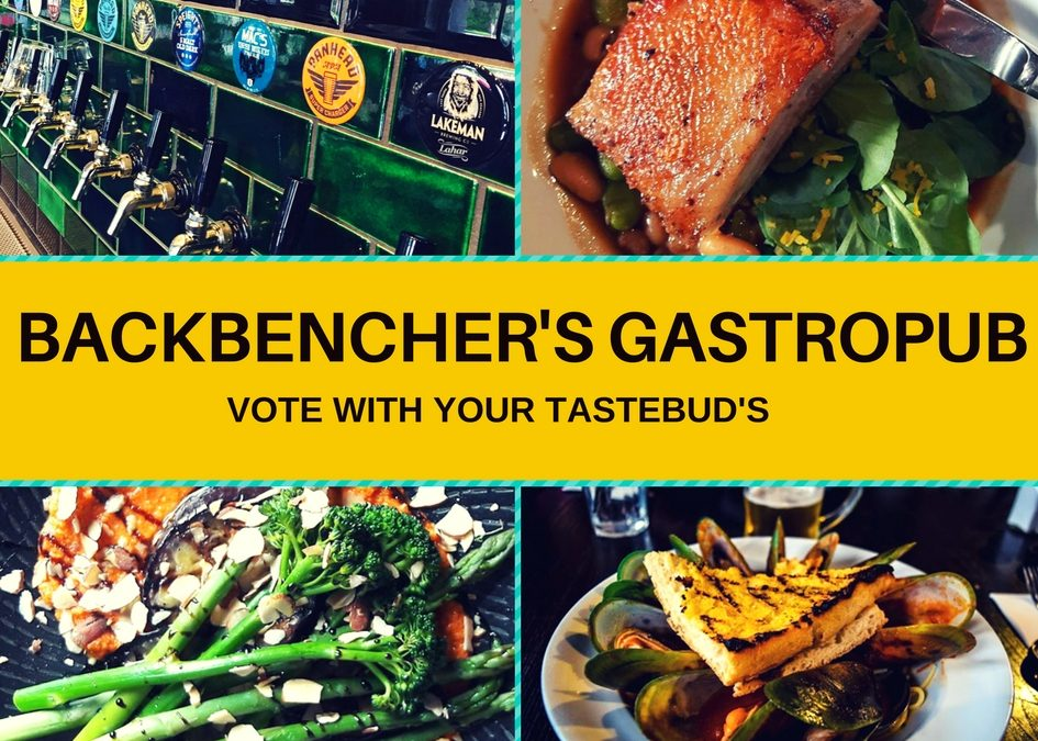 The Backbencher Gastropub Wellington Review