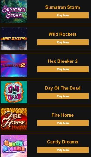 Jackpot pokies machines at video slots