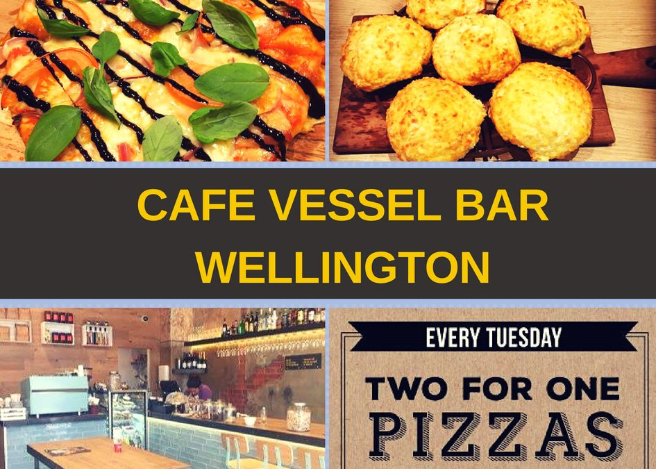 Cafe Vessel Pipitea, Wellington Review