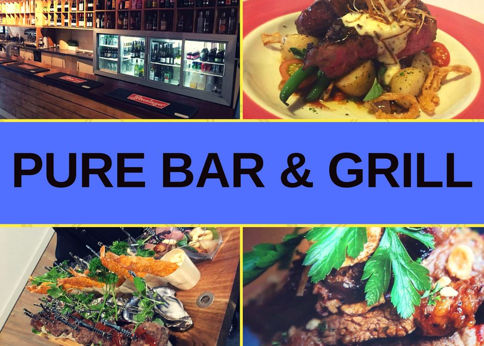 Pure Bar & Grill Whangarei Review