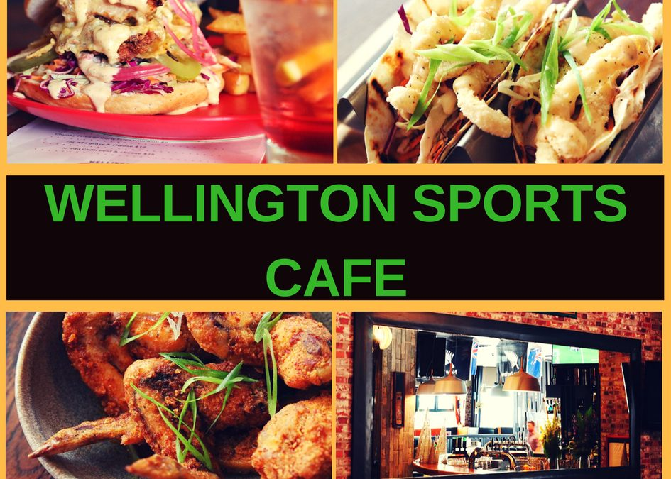 Wellington Sports Cafe Review & Pokies Gaming Lounge Guide