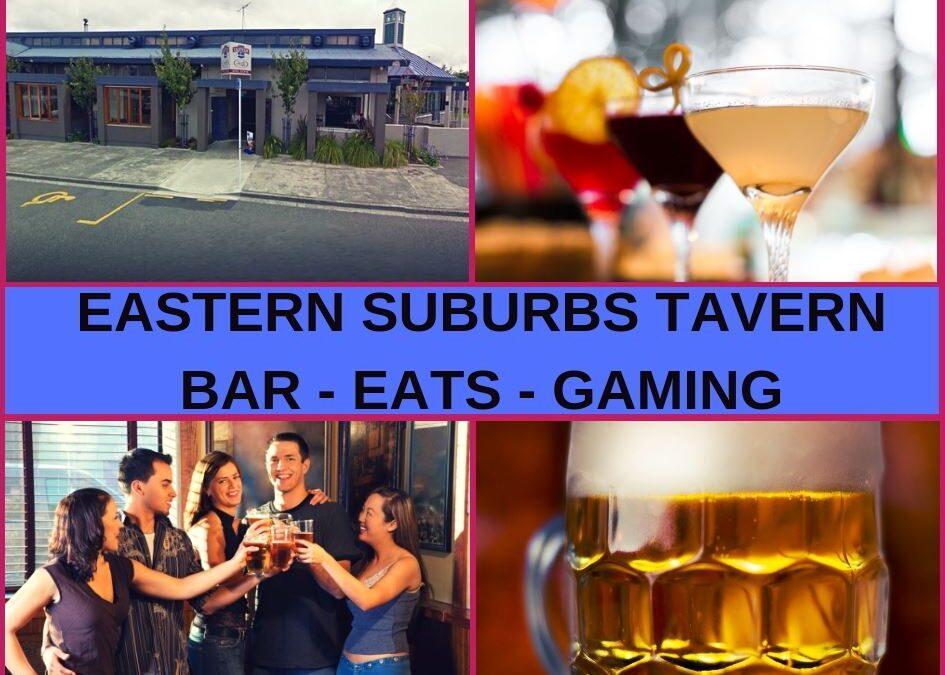 Eastern Suburbs Tavern a Good Sports Bar in Invercargill