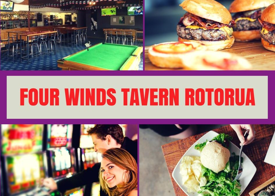 Four Winds Tavern Rotorua Review
