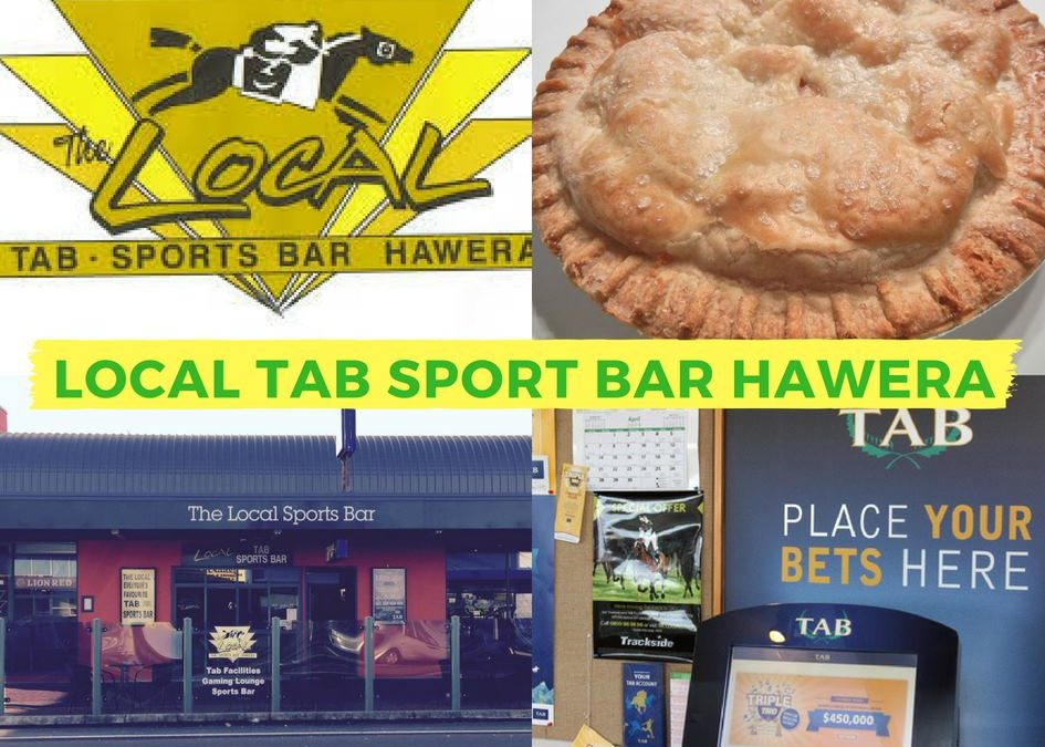 The Local TAB Sports Bar Hawera, Taranaki Review