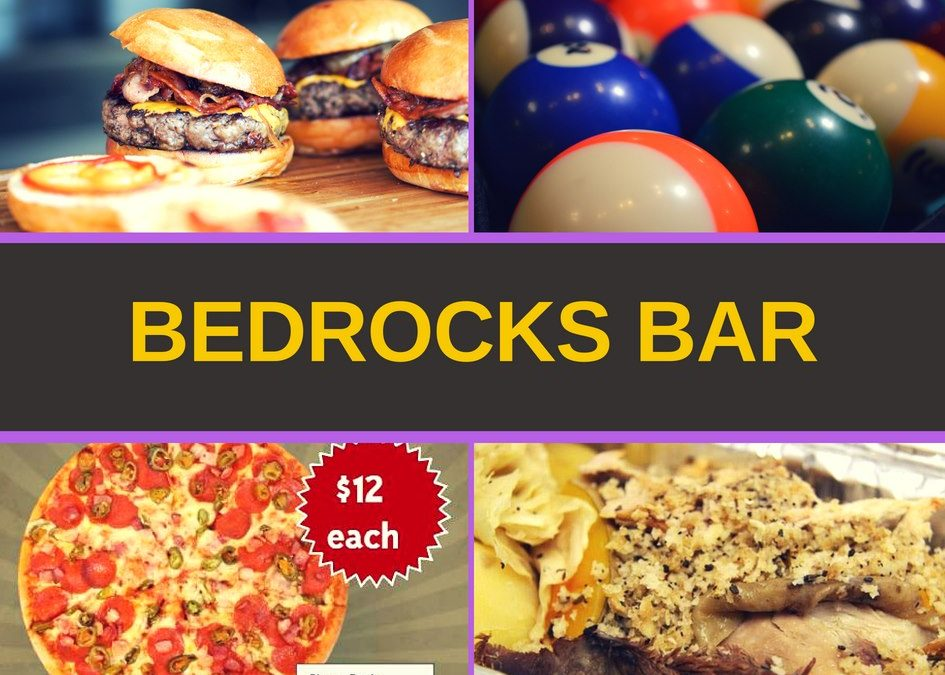 Bedrocks Bar Lower Hutt Review