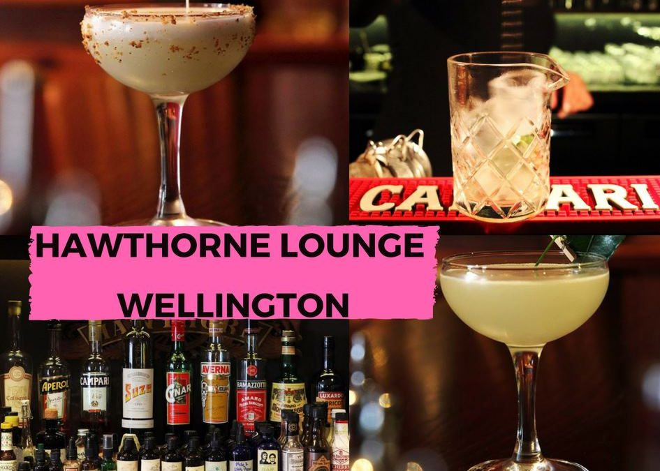 The Hawthorn Lounge Wellington Review