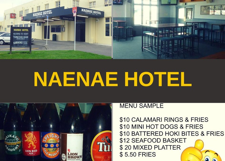 The Naenae Hotel Lower Hutt Review