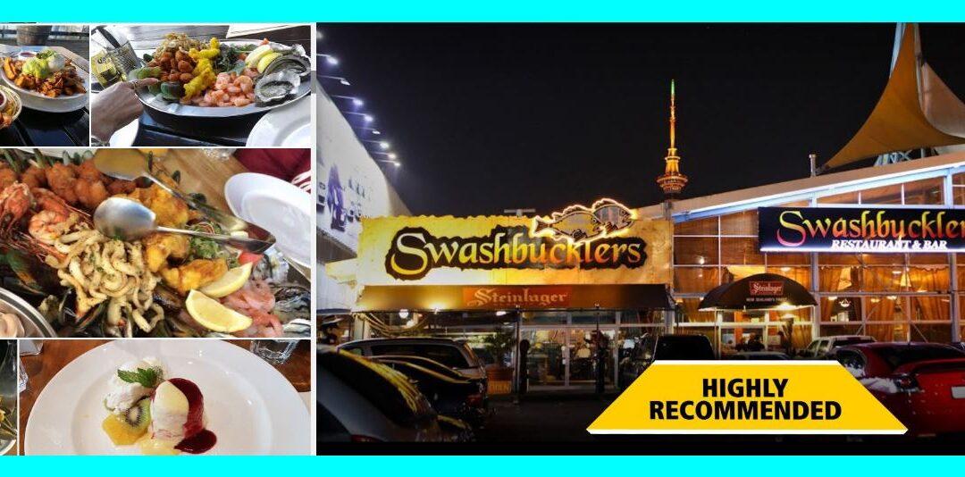 Swashbuckler's Restaurant Auckland Review