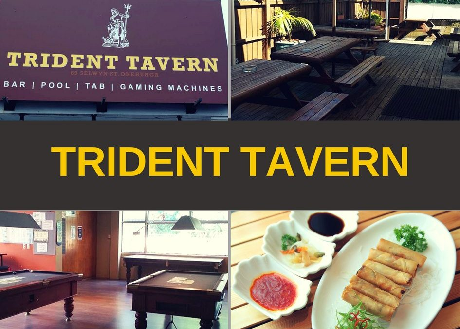 The Trident Tavern Onehunga Gaming Lounge Review