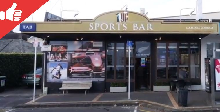 1 Up Sportsbar, Gaming & TAB Remuera Review
