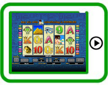 Queen of the Nile 2 free mobile pokies