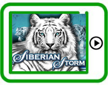Siberian Storm free igt mobile pokies
