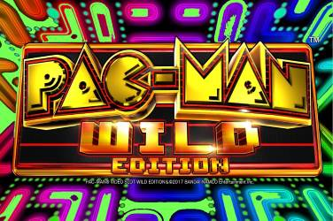 Pac Man Wild Edition