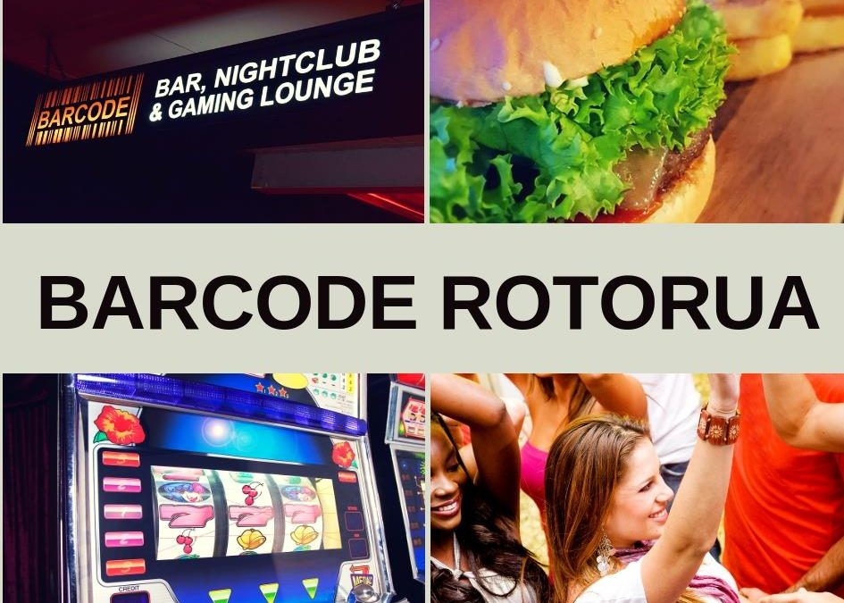 The Barcode Rotorua Nightclub Guide