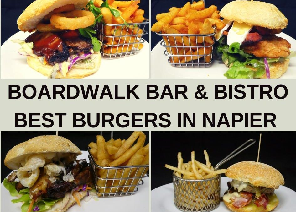 Boardwalk Napier Bar and Bistro Guide