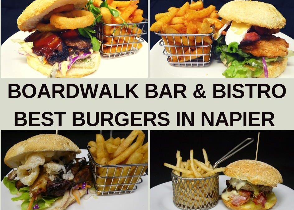 Boardwalk Napier Bar and Bistro Guide