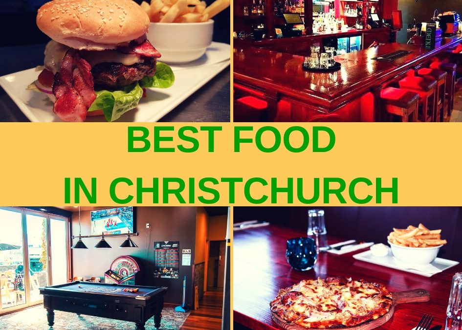 Bridie's Bar and Bistro Christchurch Guide