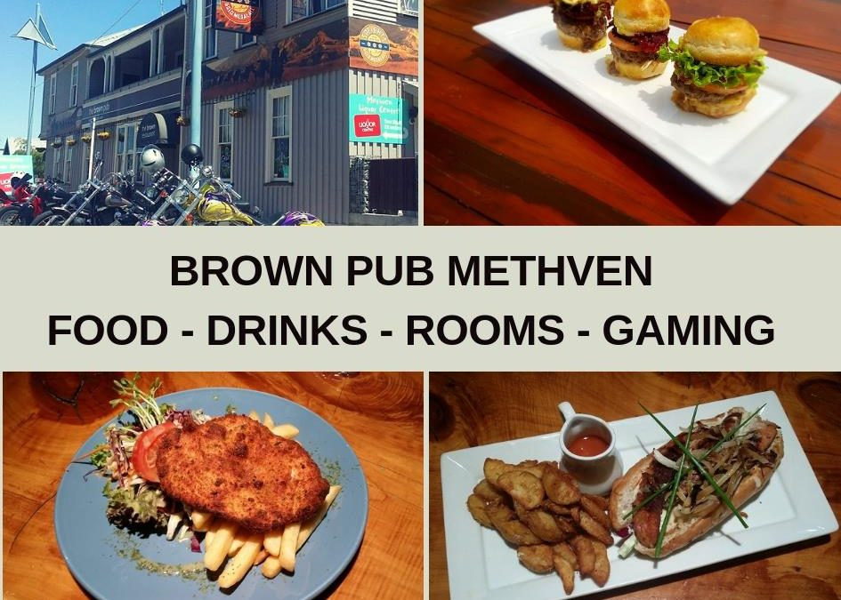 The Brown Pub Methven Guide