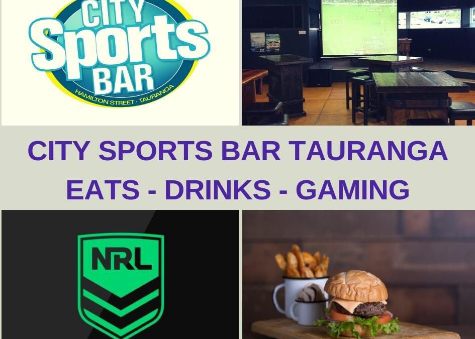 City Sports Bar Tauranga Guide