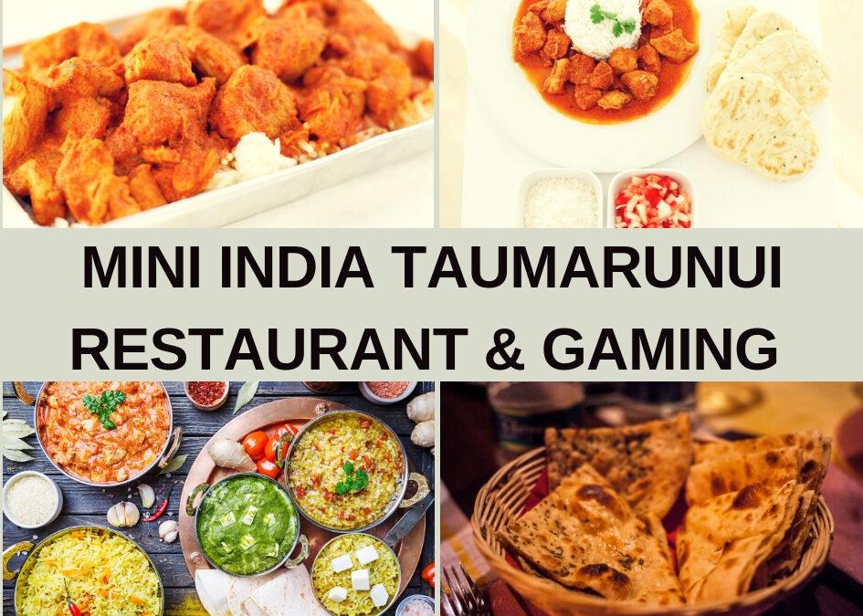The Mini India Restaurant Taumarunui Guide