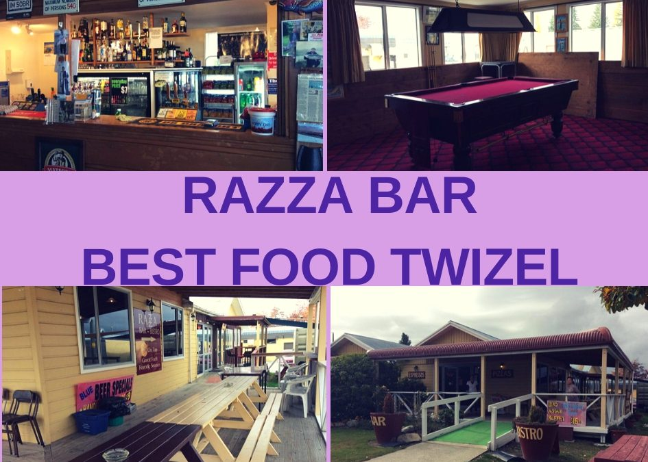 Razza Bar Twizel Guide
