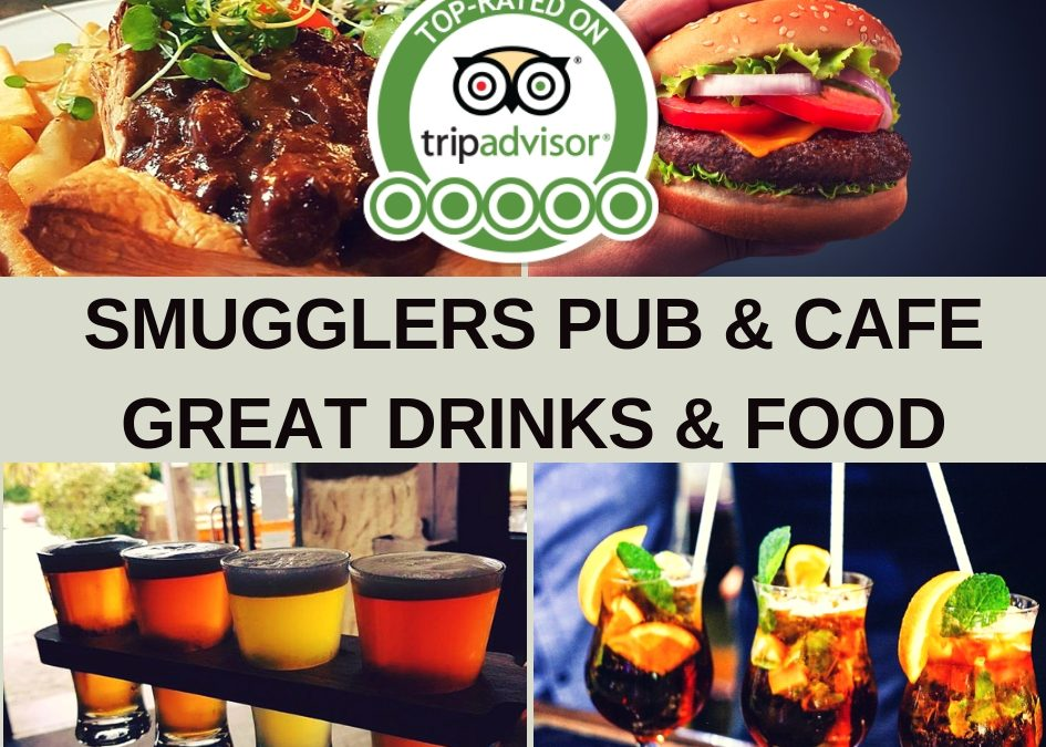 The Smugglers Pub and Cafe Nelson Guide