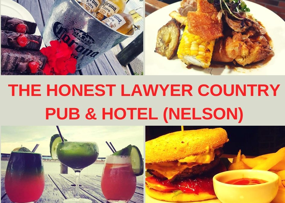 The Honest Lawyer Pub and Hotel Nelson Guide
