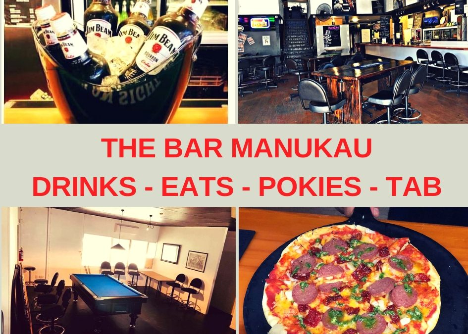 The Bar Manukau Guide